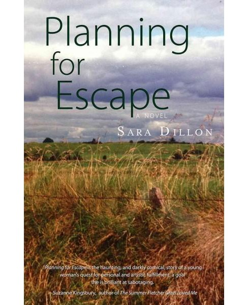 Planning for Escape (Paperback) (Sara Dillon) - image 1 of 1