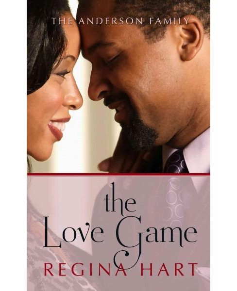 Love Game (Large Print) (Hardcover) (Regina Hart) - image 1 of 1