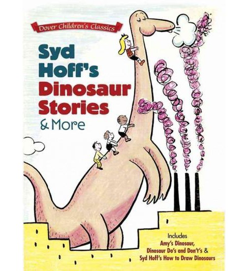 Syd Hoff's Dinosaur Stories and More (Paperback) - image 1 of 1