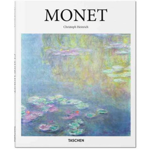Claude Monet : 1840-1926: Capturing the Ever-changing Face of Reality (Reissue) (Hardcover) (Christoph - image 1 of 1