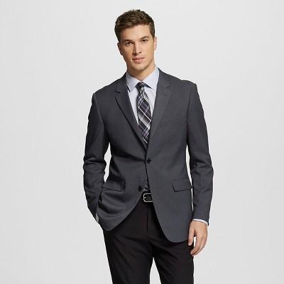 Men's Slim Fit Suit Jacket Gray - Merona™ : Target