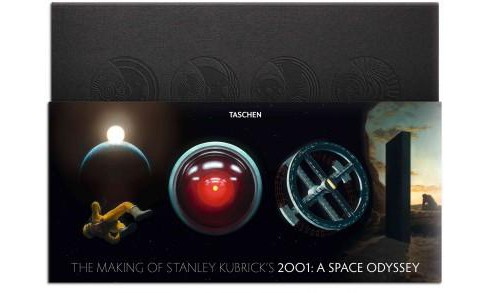 Making of Stanley Kubrick's 2001 - a Space Odyssey (Hardcover) (Piers Bizony) - image 1 of 1