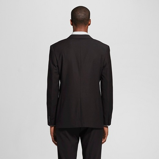 Men's Slim Fit Suit Jacket Black - Merona™ : Target