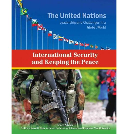 International Security and Keeping the Peace (Library) (Autumn Libal) - image 1 of 1