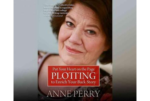 Put Your Heart on the Page : Plotting to Enrich Your Back Story (Hardcover) (Anne Perry) - image 1 of 1
