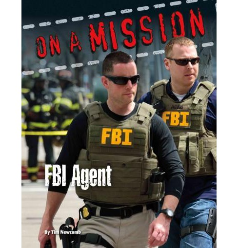 FBI Agent (Library) (Tim Newcomb) - image 1 of 1