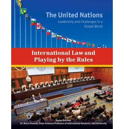 International Law and Playing by the Rules (Library) (Sheila Nelson) - image 1 of 1