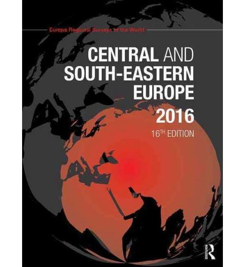 Central and South-Eastern Europe 2016 (Revised) (Hardcover) - image 1 of 1