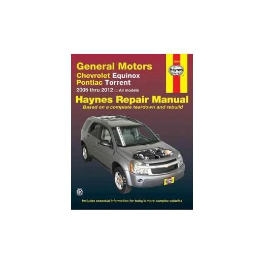 Haynes General Motors Chevrolet Equinox And Pontiac