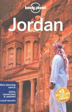 Lonely Planet Jordan (Paperback) (Jenny Walker & Paul Clammer)