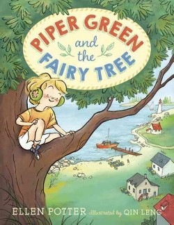Piper Green and the Fairy Tree (Library) (Ellen Potter)