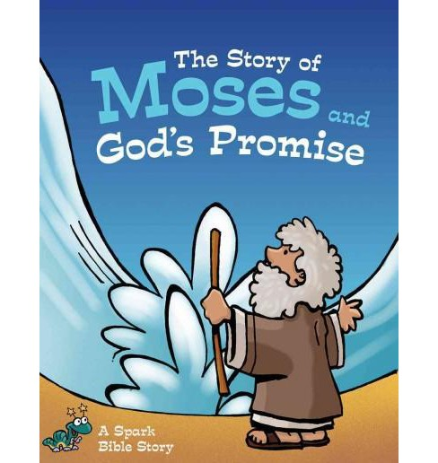 Story of Moses and God's Promise (Hardcover) (Martina Smith) - image 1 of 1