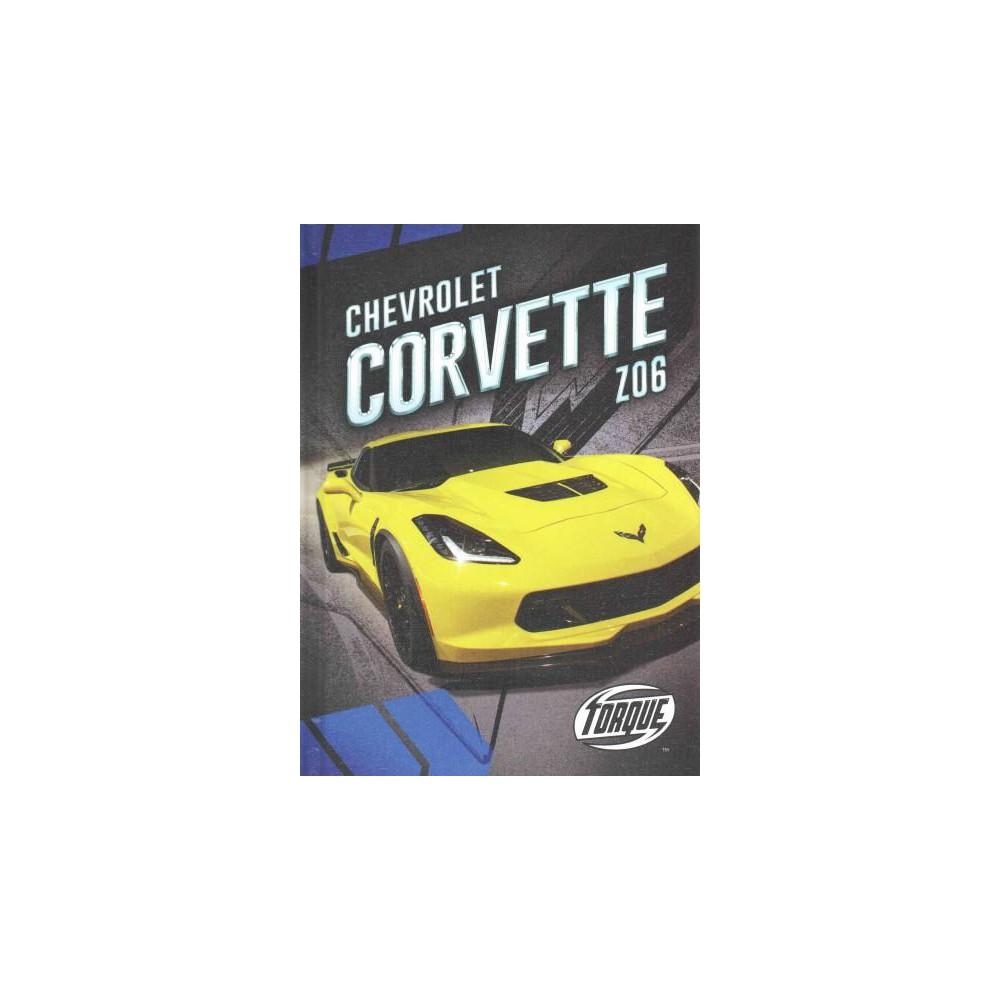 Chevrolet Corvette Z06 (Library) (Calvin Cruz)