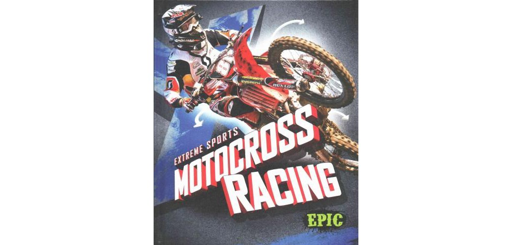 Motocross Racing (Library) (Thomas K. Adamson)