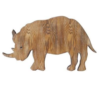 Rhino Plaque - Pillowfort™