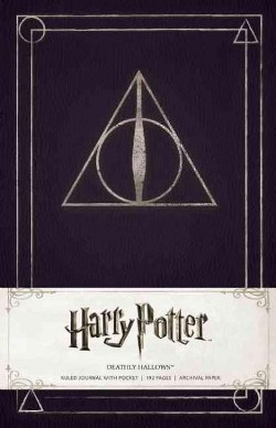 Harry Potter : Deathly Hallows, Ruled (Hardcover)