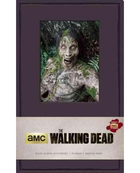 Walking Dead Hardcover Ruled Journal Walkers : Bicycle Girl, Ruled - image 1 of 1