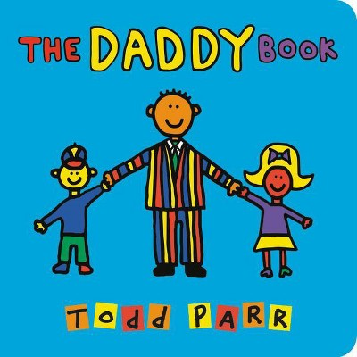 The Daddy Book (Board)(Todd Parr)