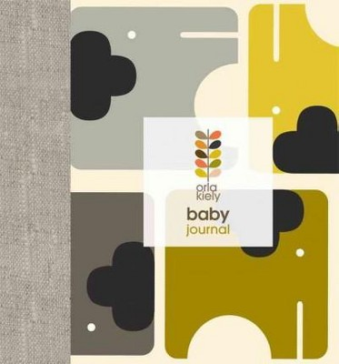 Orla Kiely Baby Journal (Paperback)