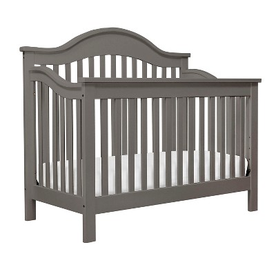 DaVinci Jayden 4-in-1 Convertible Crib - Slate