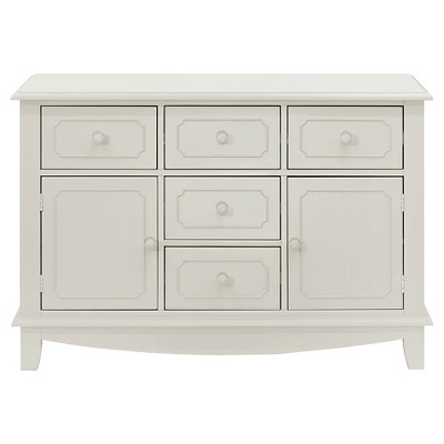 Million Dollar Baby Classic Sullivan Double-Wide Dresser - Dove White