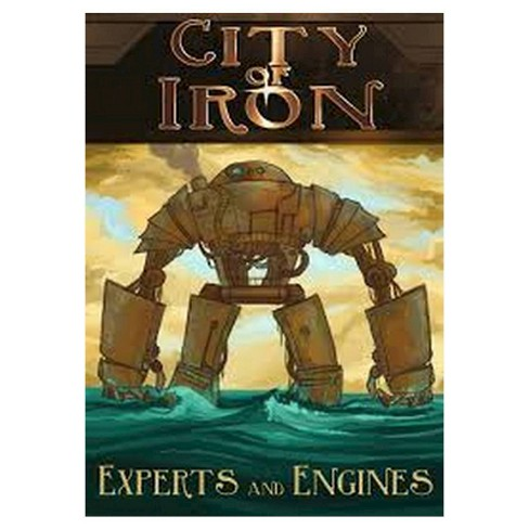 City of Iron Game Experts and Engines Expansion Pack - image 1 of 2