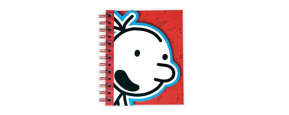 Mudpuppy Wimpy Kid Greg Layered Journal (Paperback)
