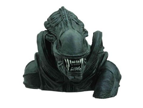 Aliens Alien Warrior Bust Bank (General merchandise) - image 1 of 1