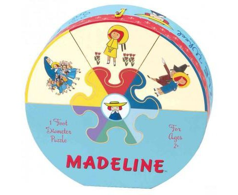 Madeline Deluxe Puzzle Wheel (General merchandise) - image 1 of 1