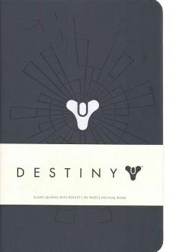 Destiny Hardcover Blank Journal