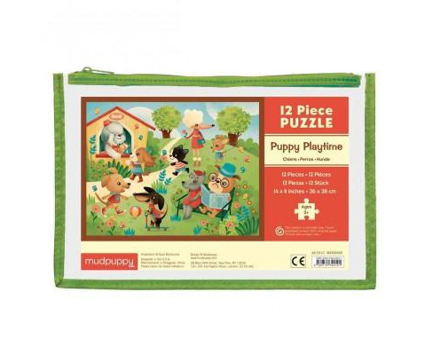 Puppy Playtime Pouch Puzzle (General merchandise) - image 1 of 1