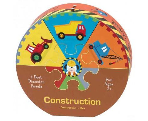 Construction Deluxe Puzzle Wheel (General merchandise) - image 1 of 1