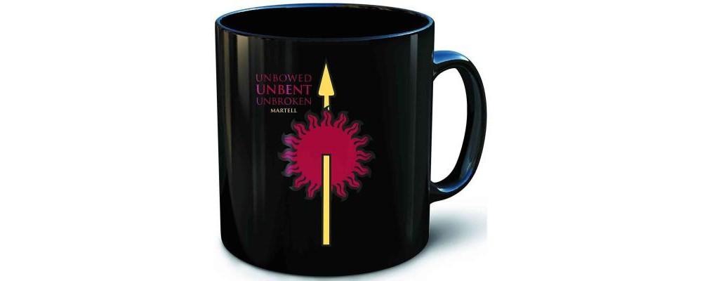 Game of Thrones Coffee Mug - Martell (Accessory)