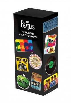 The Beatles Wooden Magnetic Set (Book)