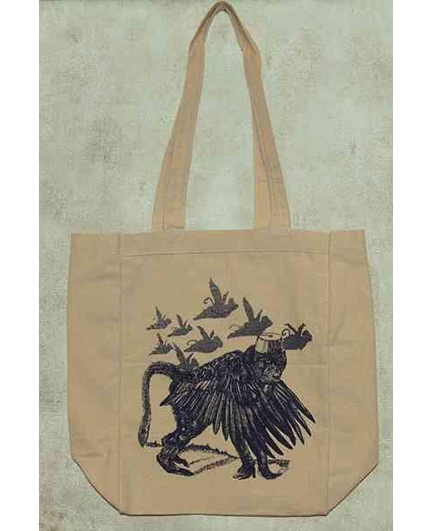 Wizard of Oz - Natural Cotton Canvas Tote (Accessory) - image 1 of 1