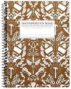 Nailed It Coilbound Decomposition Ruled Book (Paperback)