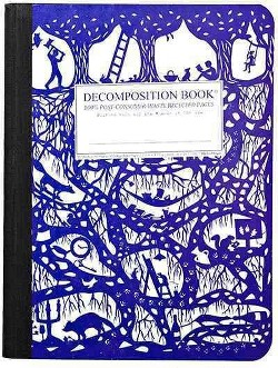 Underground Large Decomposition Ruled Book (Paperback)