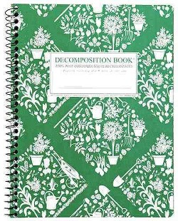Patch Work Coilbound Decomposition Ruled Book (Paperback)