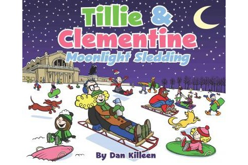 Moonlight Sledding (Paperback) (Dan Killeen) - image 1 of 1