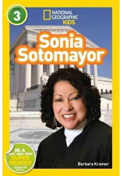 Sonia Sotomayor (Library) (Barbara Kramer)