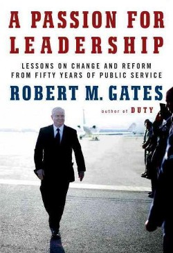 Passion for Leadership : Lessons on Change and Reform from Fifty Years of Public Service (CD/Spoken