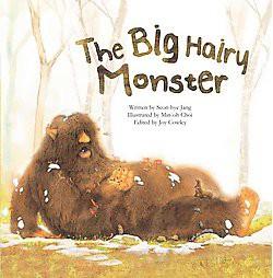 Big Hairy Monster (Library) (Seon-hye Jang)