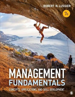 Management Fundamentals : Concepts, Applications, and Skill Development (Paperback) (Robert N. Lussier)