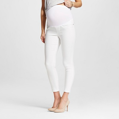 $34.99 - White Skinny Capris : Target