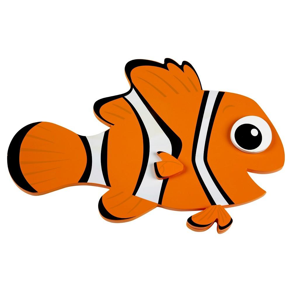 Disney Nemo Shaped Wall Décor