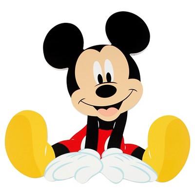 Disney Mickey Shaped Wall Décor