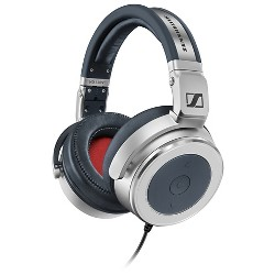 Sennheiser® HD630VB Around-Ear Headphones with Variable Bass (iOS/Android/Windows Mobile) - Black/Silver