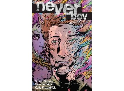 Neverboy (Paperback) (Shaun Simon) - image 1 of 1