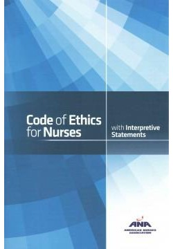 Code of Ethics for Nurses with Interpretive Statements (Paperback)
