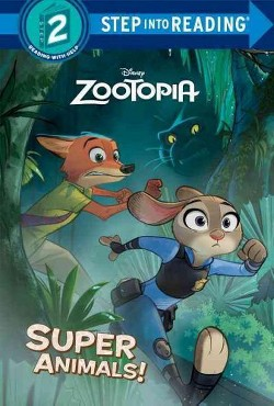 Super Animals! (Deluxe) (Library) (Rico Green)